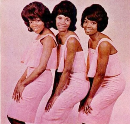 With martha and the vandellas